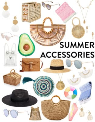 Важните аксесоари за лятото
