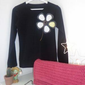 блуза Цвете