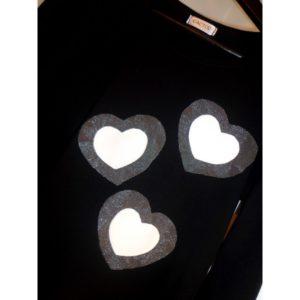 Блузка Три сърца