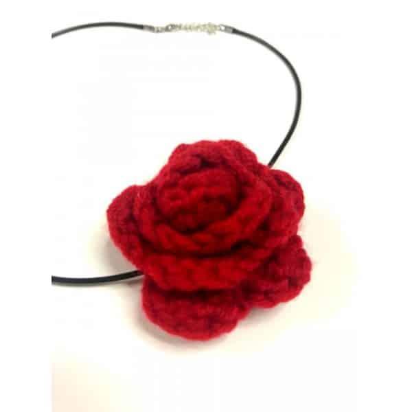 Комплект Червена роза