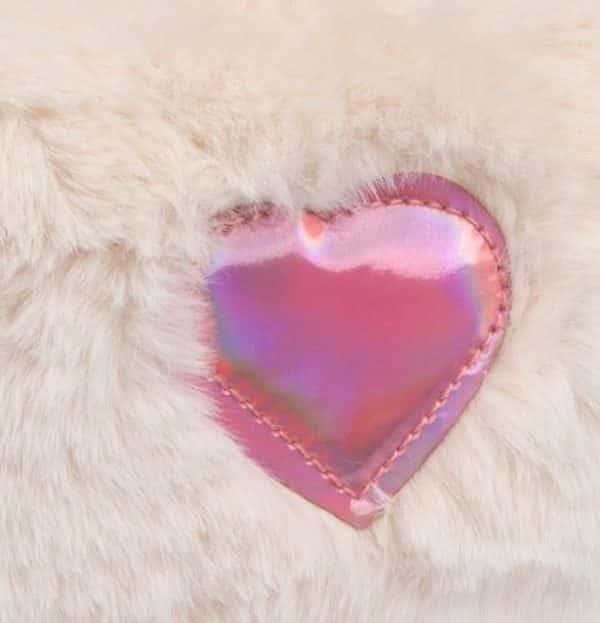 Портмоне Пухче със сърце