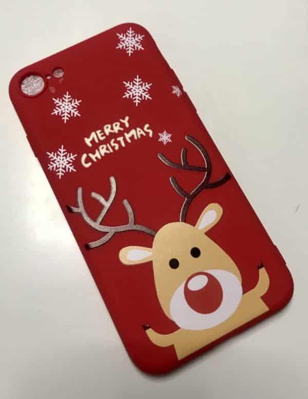 Коледен калъф за iPhone 7 и 7S