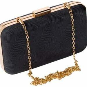 Вечерна дамска чанта - клъч