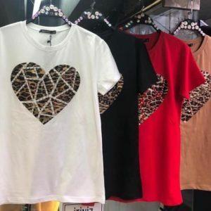 Тениска Счупено Сърце