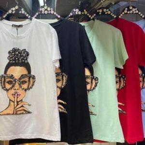 Тениска Мадама