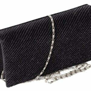 Чанта Черен блясък