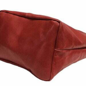 Чанта от естествена кожа