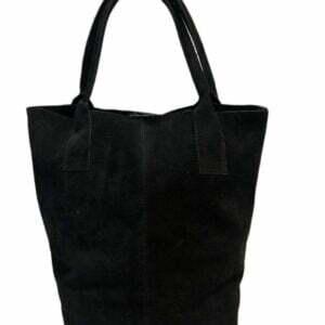 Чанта от естествена кожа Black dream
