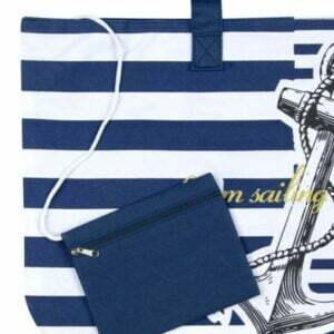 Чанта Синя Котва