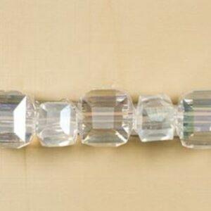 Шнола за коса с кристали