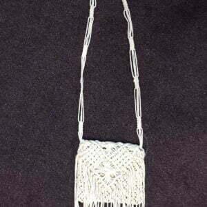 Ръчно плетена чанта Бали